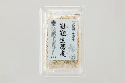 画像:武蔵野味漫歩 韃靼生蕎麦