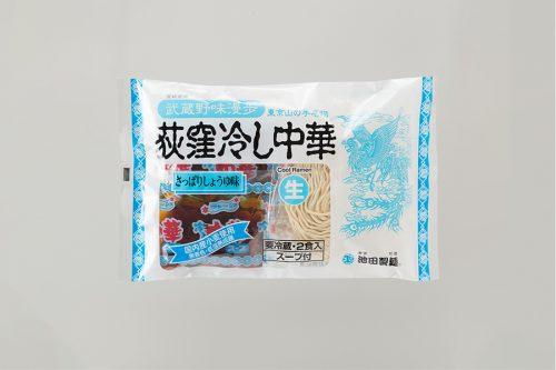 画像:武蔵野味漫歩 荻窪冷やし中華