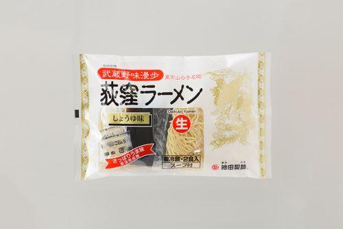画像:武蔵野味漫歩 荻窪ラーメン しょうゆ味