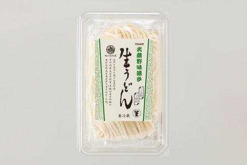 画像:武蔵野味満歩 生うどん
